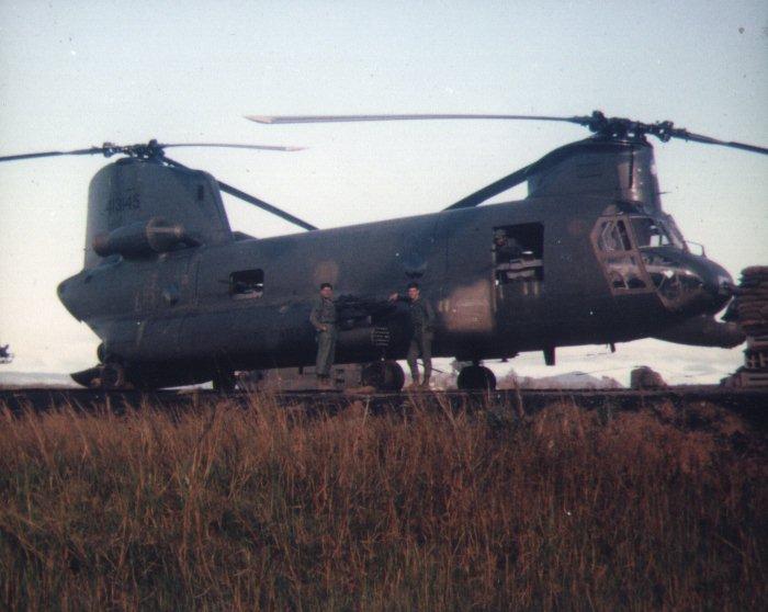 Boeing CH-47A 64-13145 -