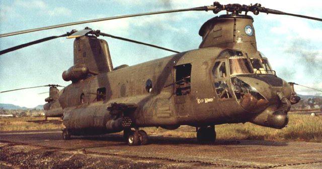 ACH-47A Chinook, Gunships a GoGo - PMC Tactical forums