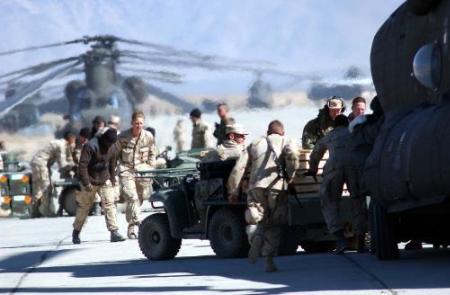 bagram air force base
