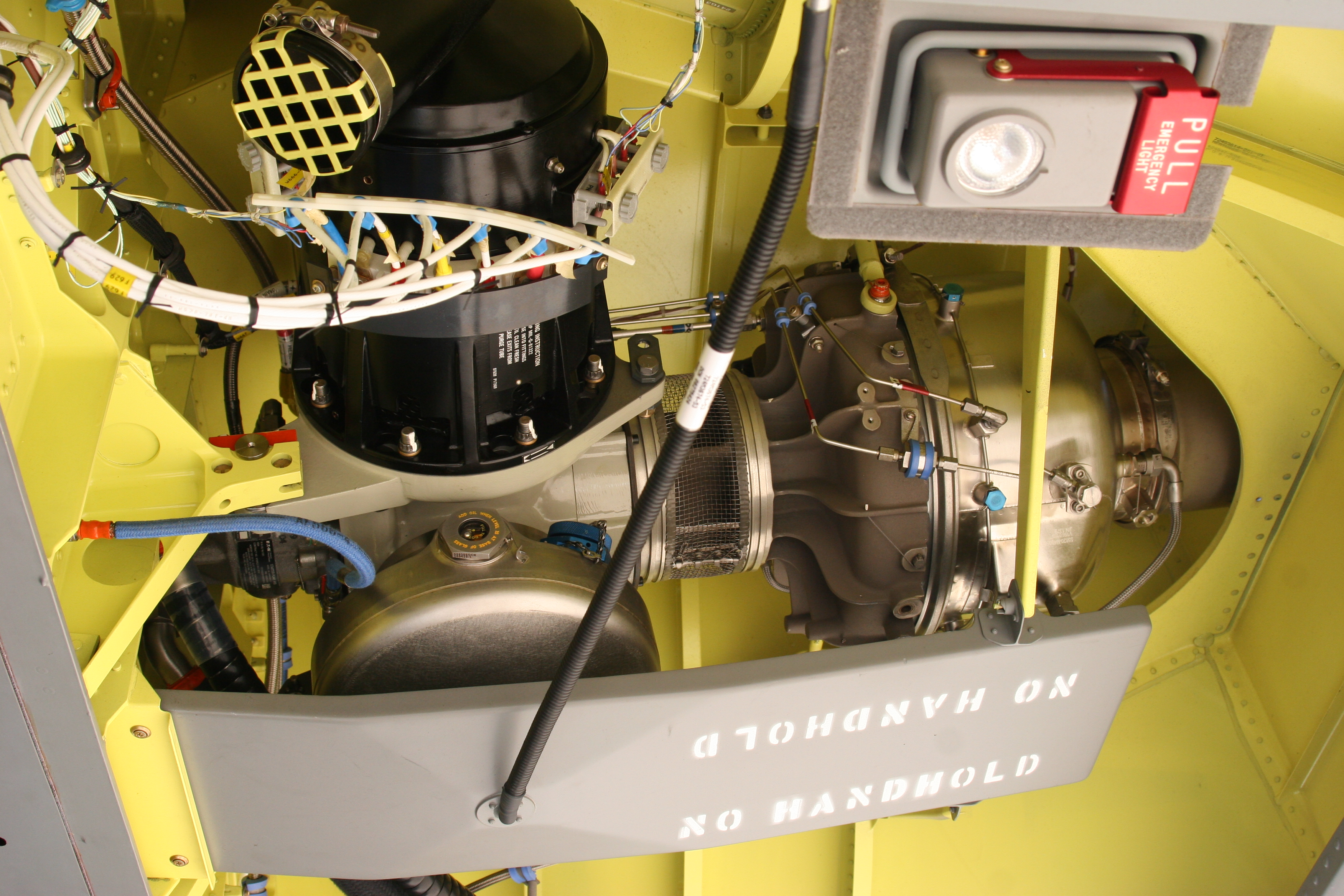 Boeing CH 47D Auxiliary Power Unit APU